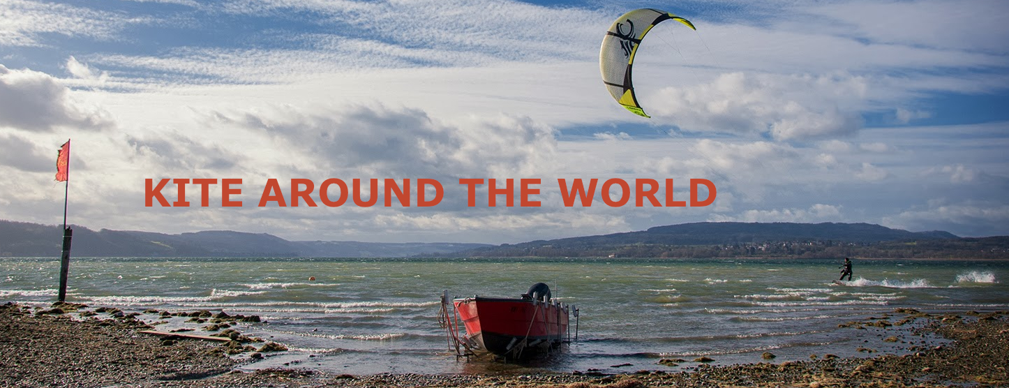 Kite around the World