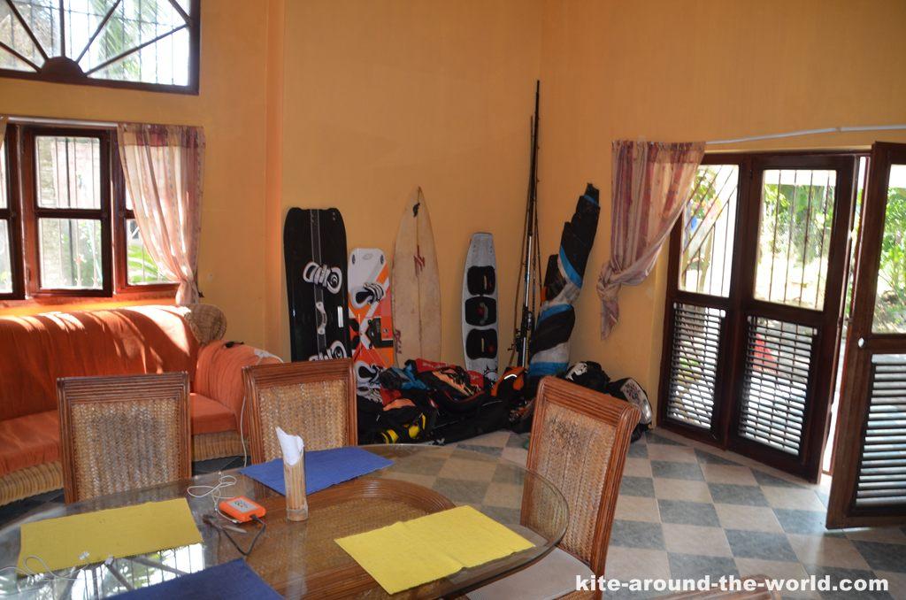 Equipment Wohnzimmer