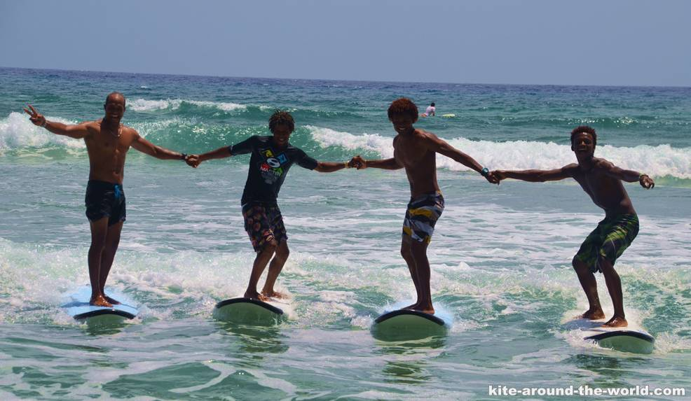 321 TakeOff Jungs Surfboard