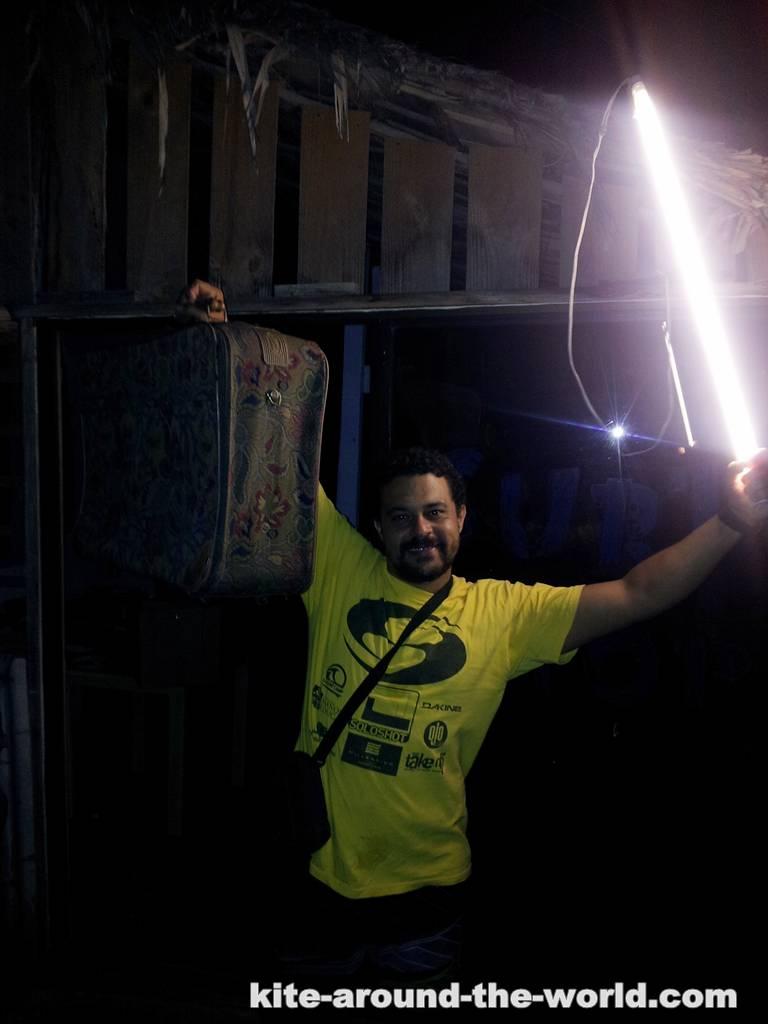 Hernani als Jedi