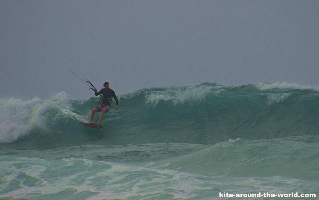 M Riesenwelle kitesurf