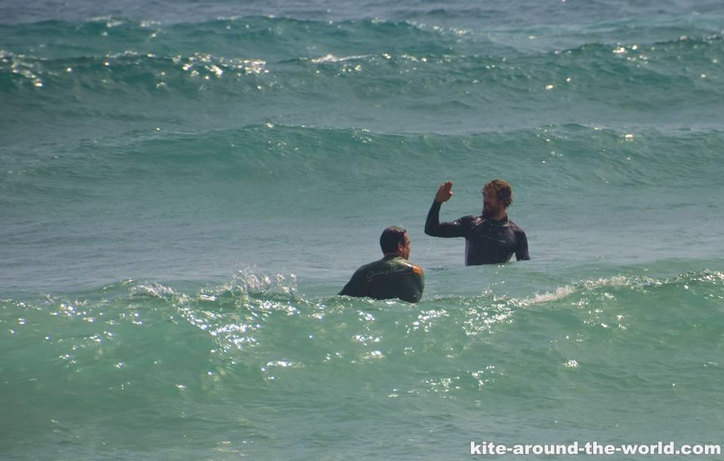 M Surflehrer Wasser