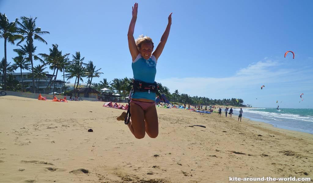 Tina Sprung Beach