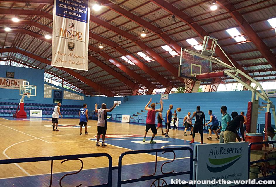 Martin Basketball Santo Domingo