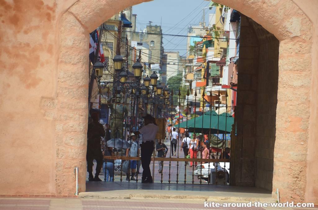 Zona Kolonial Santo Domingo