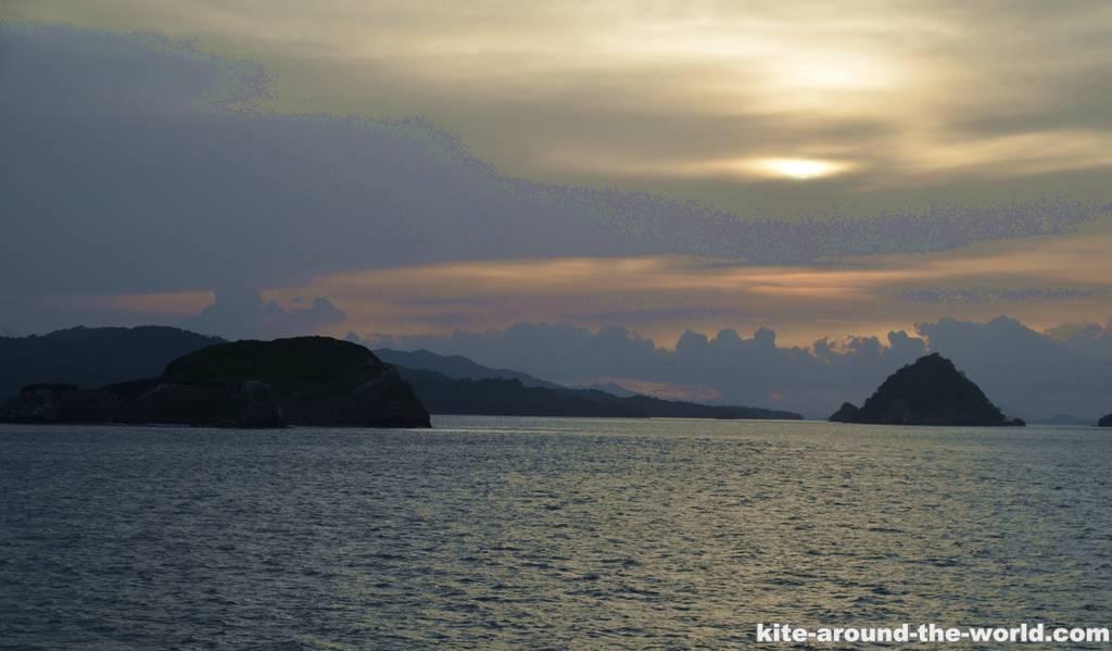Fähre nach Peninsula de Nicoya