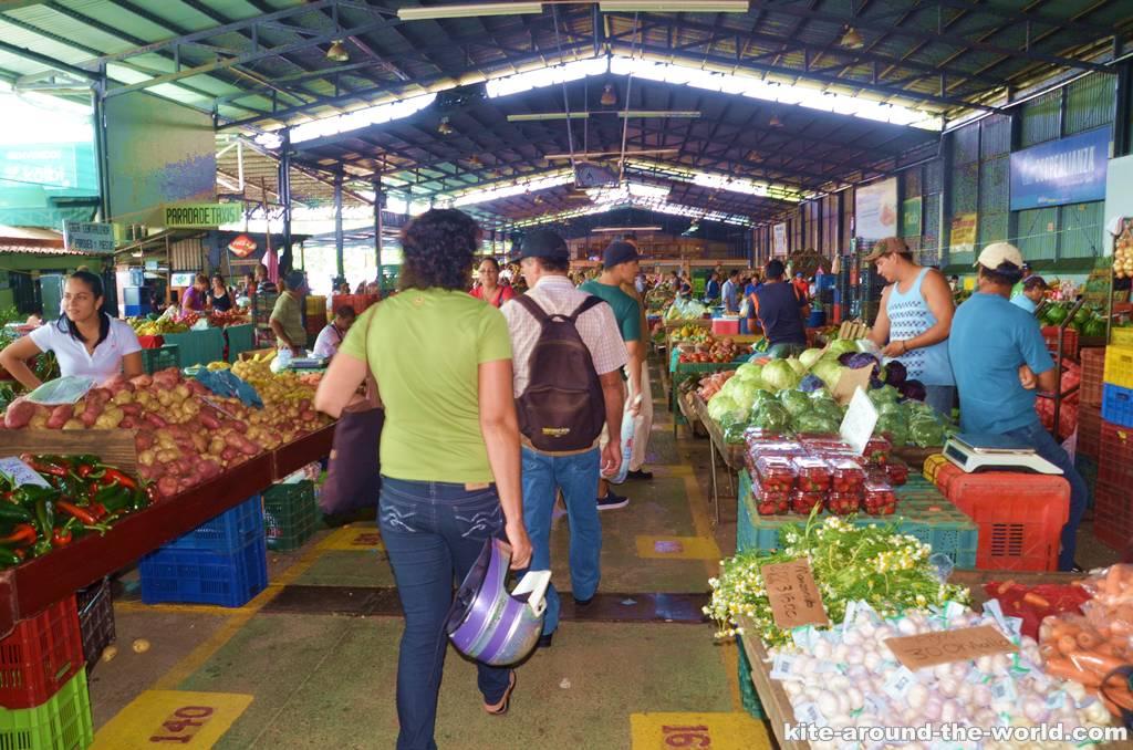 Markt San Isidro