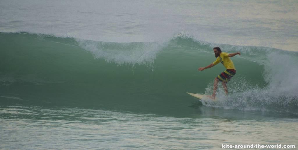 Matapalo Martin surfen