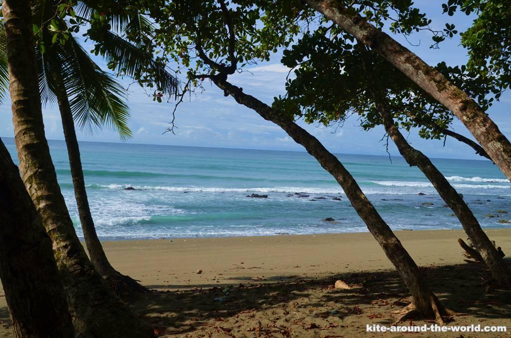 Matapalo der Weg zum Strand