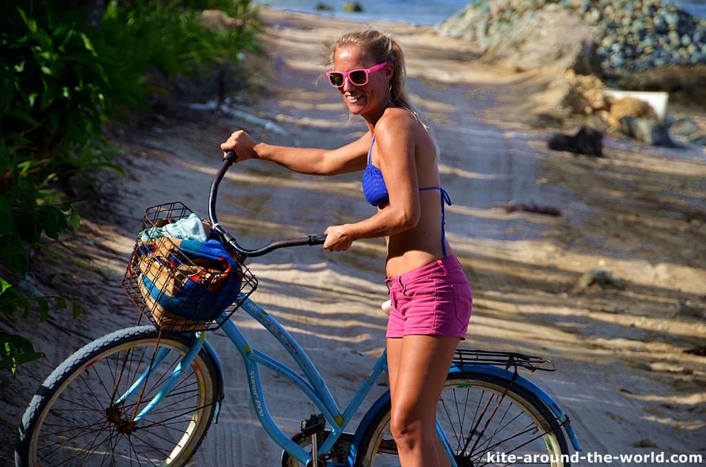 Tina Bike